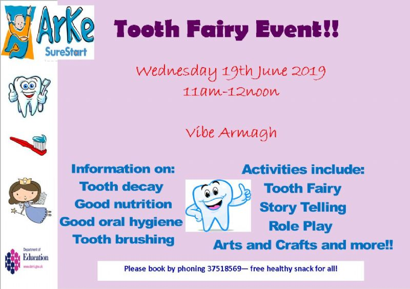 Tooth Fairy Event